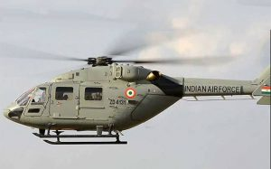 IAF Helicopter Rescue